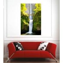 Affiche poster chutes d'eau