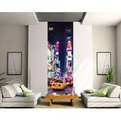 Papier peint lé unique New York