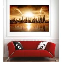 Affiche poster ville New York