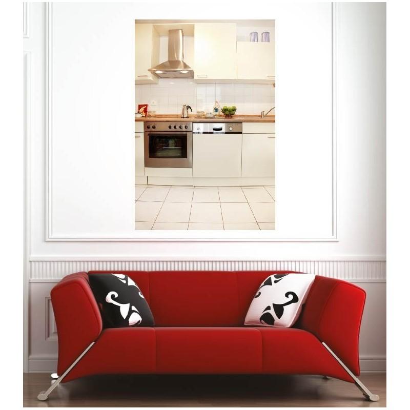 affiche poster cuisine 233quip233e art d233co stickers