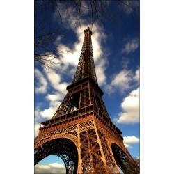Sticker Mural Tour Eiffel