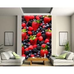 Papier peint géant Fruits