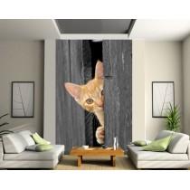 Papier peint géant Chat