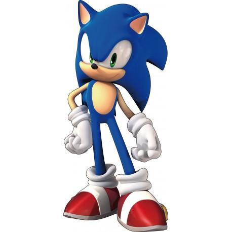 sticker Sonic
