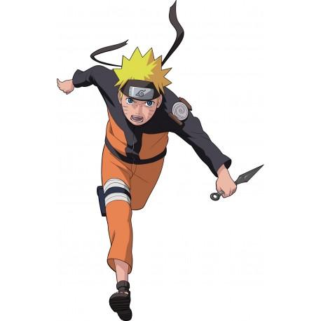 sticker Autocollant Manga Naruto
