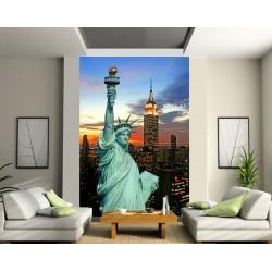Papier peint géant Statue de la liberté