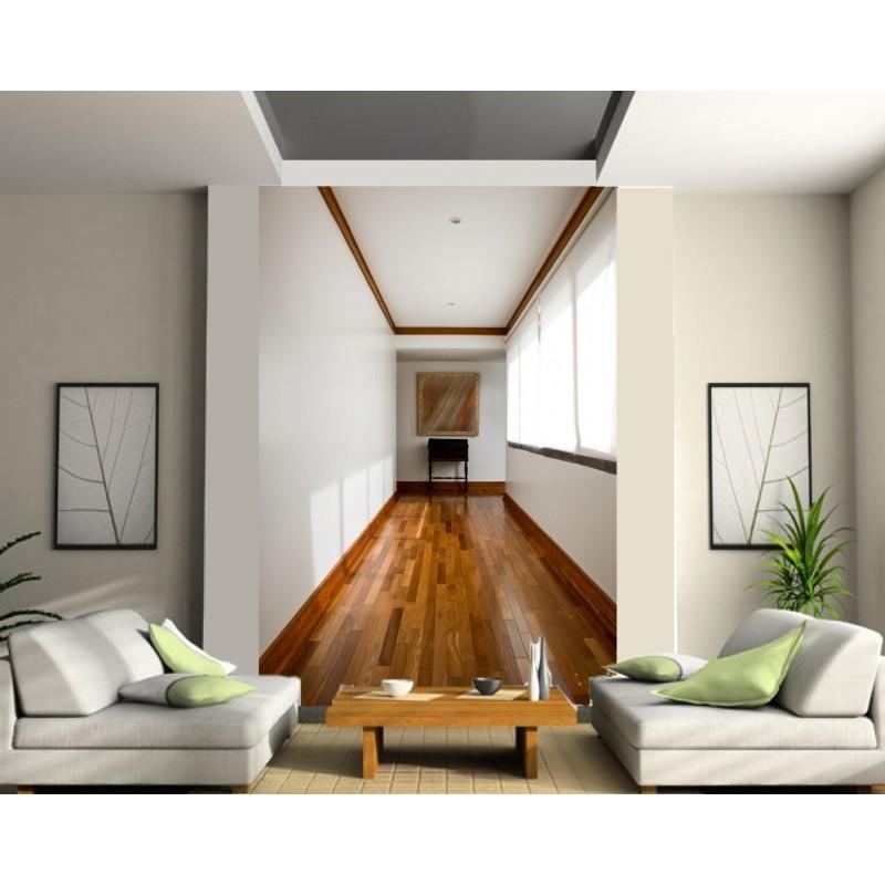 papier peint g ant couloir art d co stickers. Black Bedroom Furniture Sets. Home Design Ideas