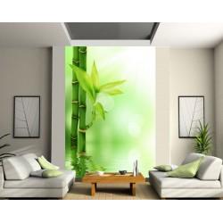 Papier peint géant Bambous