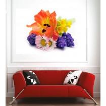 Affiche poster fleurs