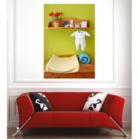 Affiche poster chambre enfant art d co stickers - Affiche chambre enfant ...