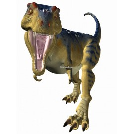 Sticker Dinosaure, sticker tyrex