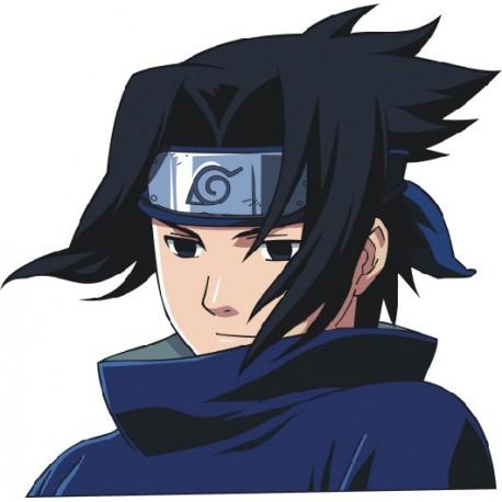 sticker Autocollant sasuke