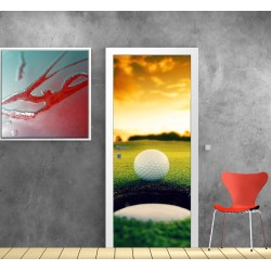 Stickers porte Golf
