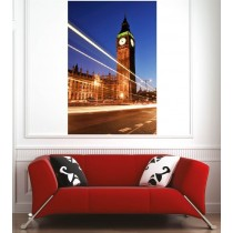 Affiche poster ville monument Londres