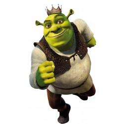 sticker Autocollant enfant Shreck