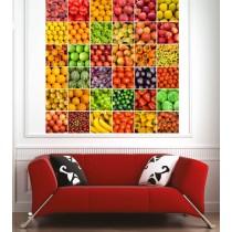 Affiche poster fruits et légumes