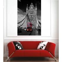 Affiche poster ville pont Londres