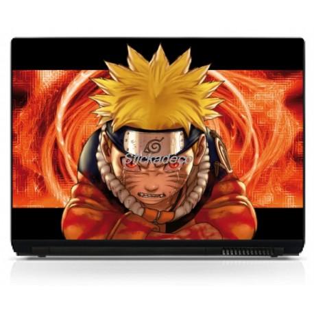 Stickers Autocollants PC portable Naruto