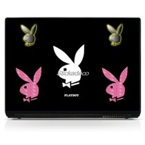 Stickers Autocollants PC Playboy