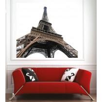 Affiche poster ville Tour Eiffel Paris