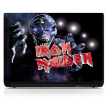 Stickers Autocollants PC portable Iran Maiden