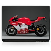 Stickers Autocollants PC portable Moto Ducati