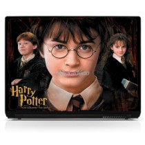 Stickers Autocollants PC portable Harry Potter