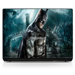 Stickers Autocollants PC portable Batman