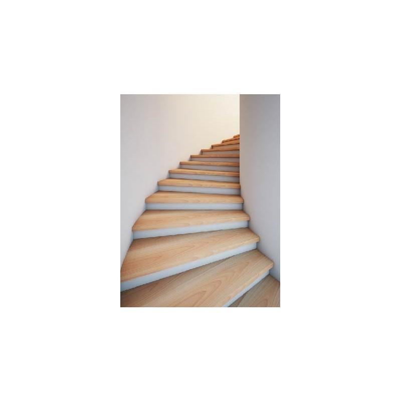 affiche poster mont e d 39 escaliers art d co stickers. Black Bedroom Furniture Sets. Home Design Ideas