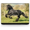 Stickers Autocollants PC portable Cheval