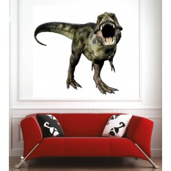 Affiche poster dinosaure