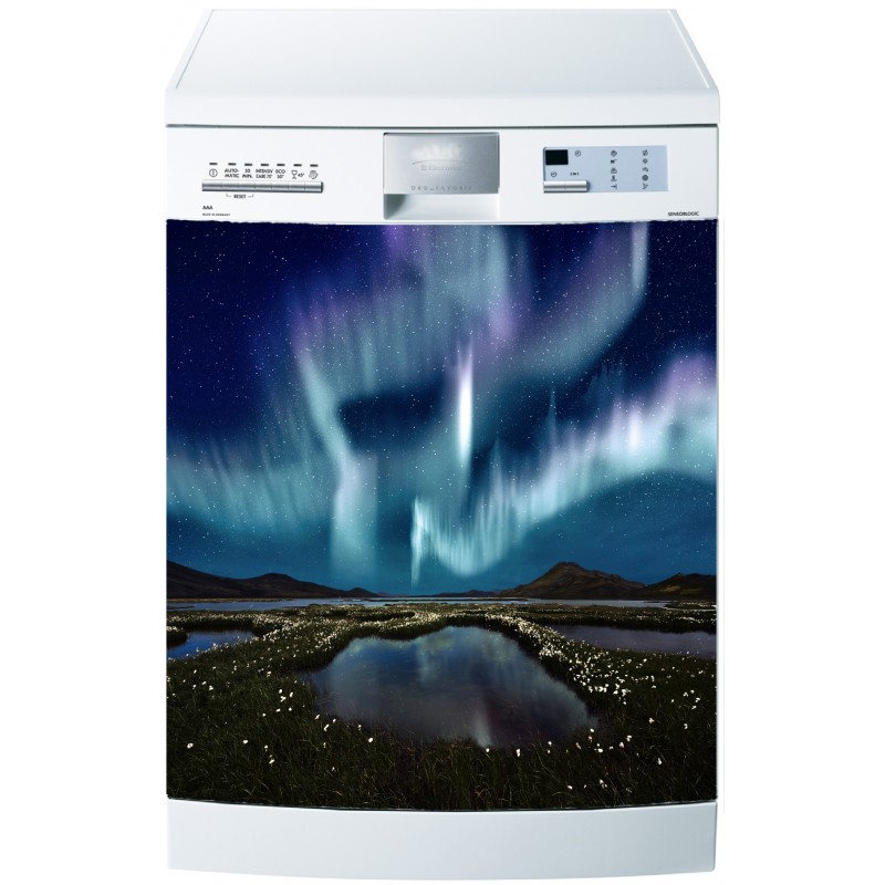 stickers lave vaisselle ou magnet lave vaisselle aurore. Black Bedroom Furniture Sets. Home Design Ideas
