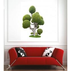 Affiche poster arbres