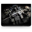 Stickers Autocollants PC portable Armes
