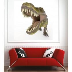 Affiche poster dinosaure