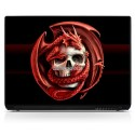 Stickers Autocollants PC portable Skull 6