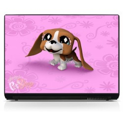 Stickers Autocollants PC portable Littlest Pet Shop