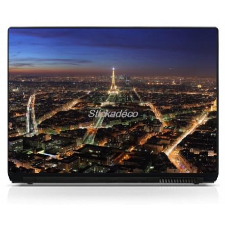 Stickers Autocollants PC portable Paris