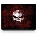 Stickers Autocollants PC portable Skull 11