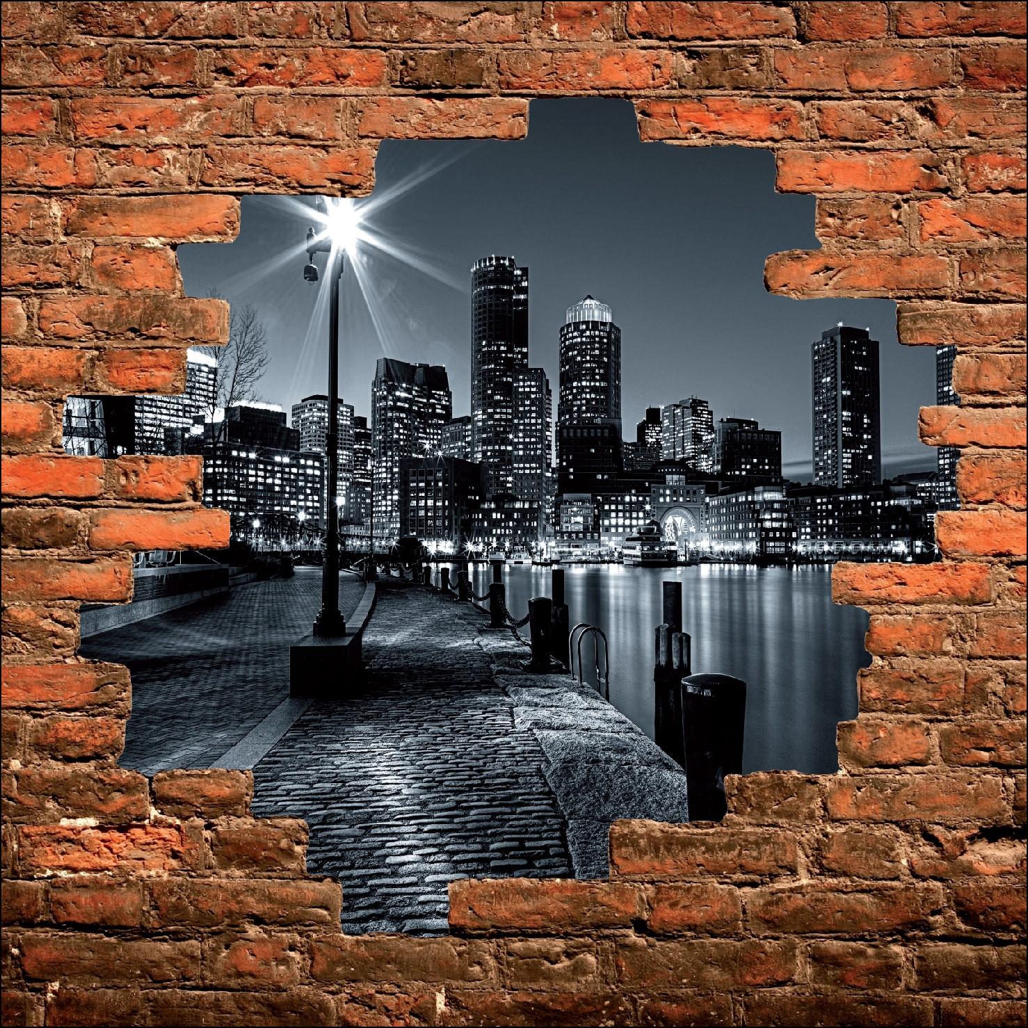 Beautiful Décor Mural New York Pictures - Joshkrajcik.us ...