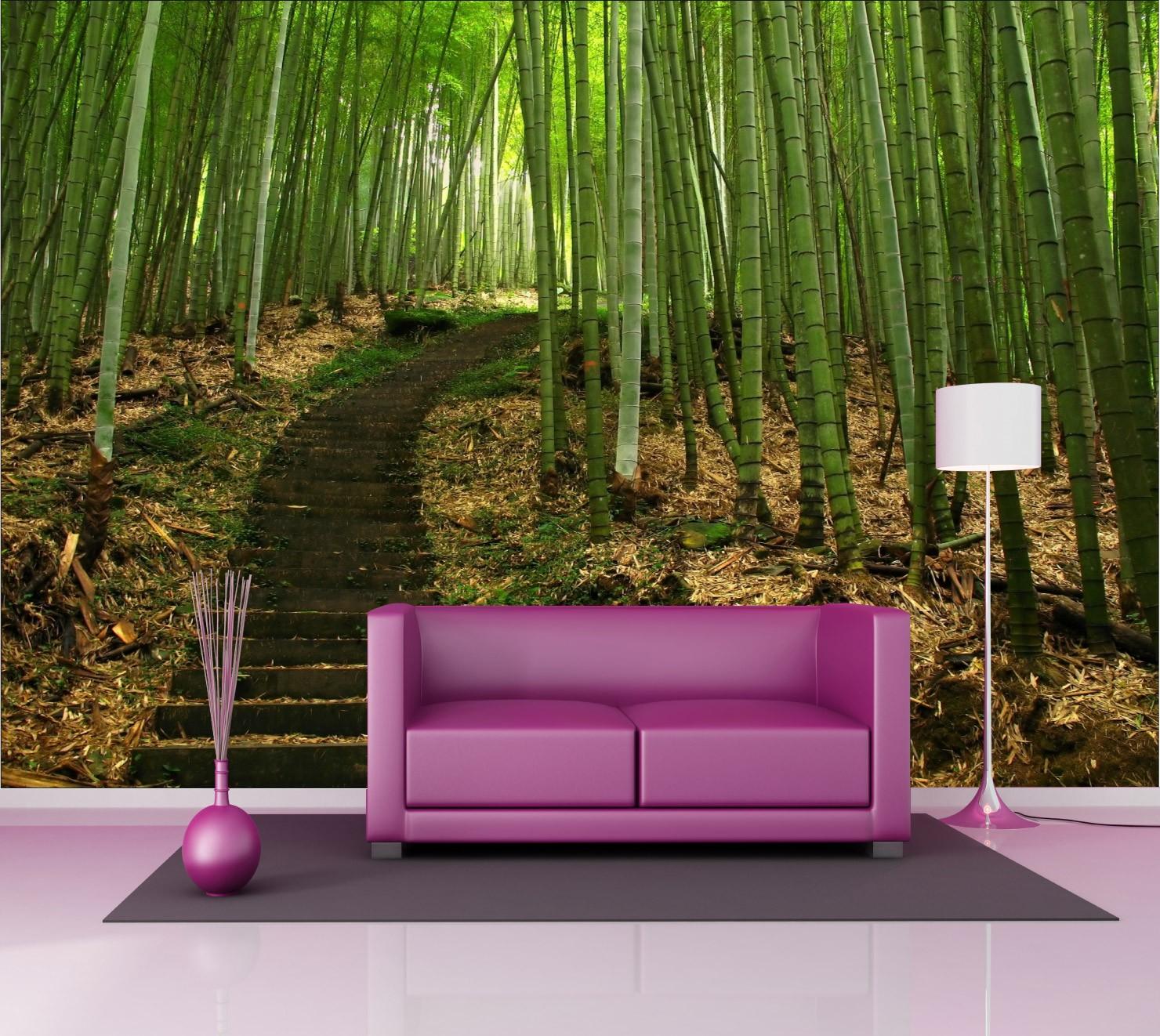 deco en bambou fashion designs. Black Bedroom Furniture Sets. Home Design Ideas