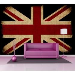 Stickers géant déco : drapeau anglais