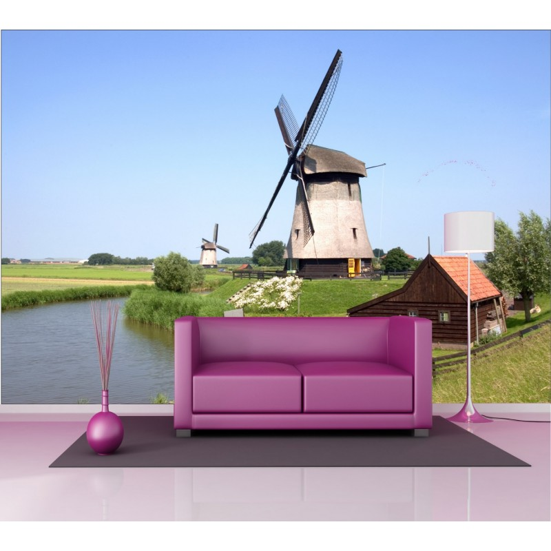stickers g ant d co moulin vent art d co stickers. Black Bedroom Furniture Sets. Home Design Ideas