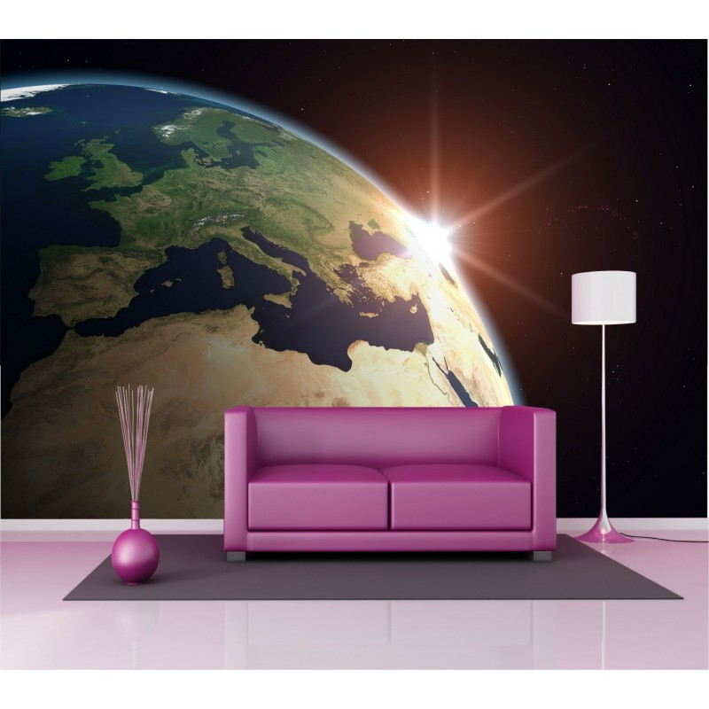 stickers g ant d co plan te art d co stickers. Black Bedroom Furniture Sets. Home Design Ideas