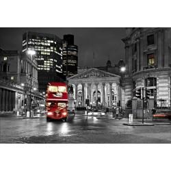 Stickers muraux déco: bus Londres