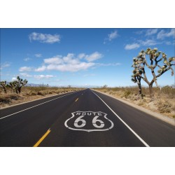 stickers muraux d co route 66 art d co stickers. Black Bedroom Furniture Sets. Home Design Ideas