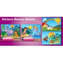 Stickers enfant géant